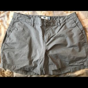 Old navy gray shorts